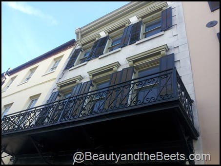 Wrought Iron Charleston