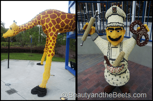 Legoland animals