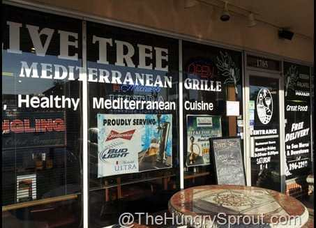Olive Tree Mediterranean Grille