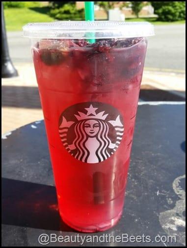 Very Berry Hibiscus Refresher BeutyandtheBeets