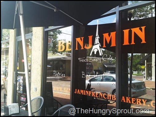 Orlando Benjamin French Bakery and Cafe