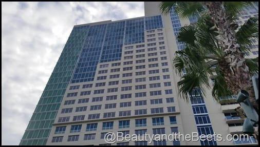 Hyatt Regency Orlando Beauty and the Beets