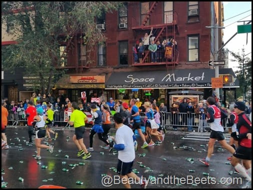 NYCM Spectators Beauty and the Beets