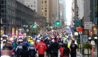 New York City Marathon Edition- Friday Favorites