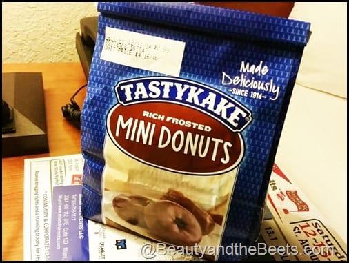 Tastycake Chocolate Donuts