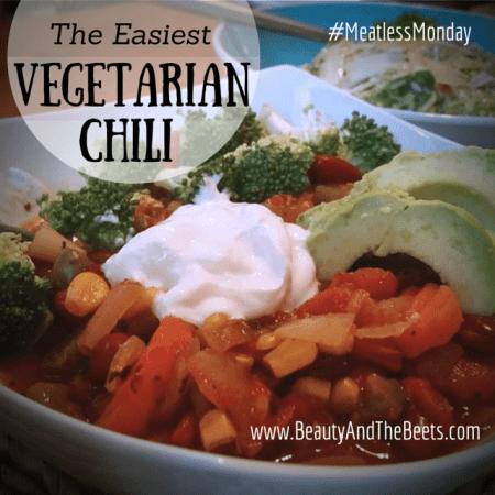 Vegetarian Chili (1)