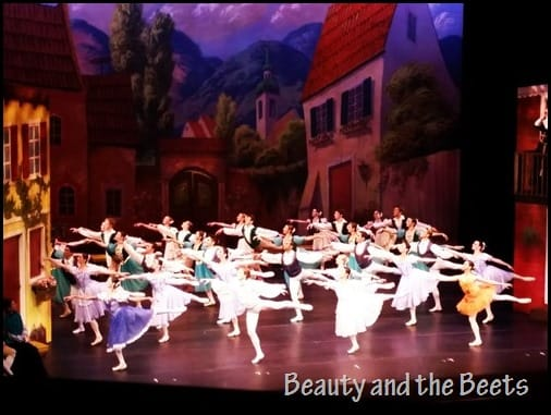 Coppelia Orlando Ballet Beauty and the Beets