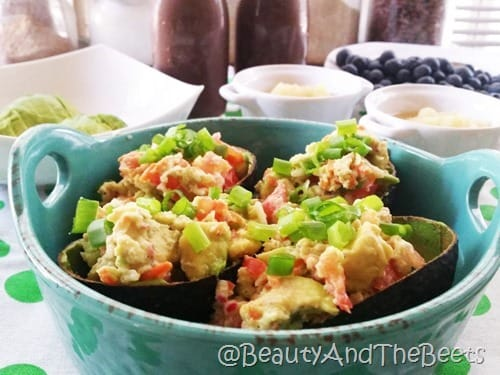 Avocado Eggs Beauty and the Beets (8)