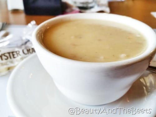 Clam Chowder The Butler Saugatuck