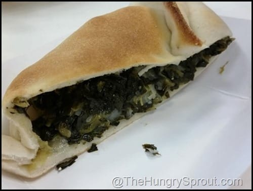 Spinach Pie Hubbly Bubbly Beauty and the Beets