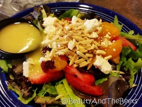 Berardi's House Salad The Hungry Sprout