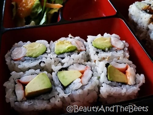 California Roll Baumgart's