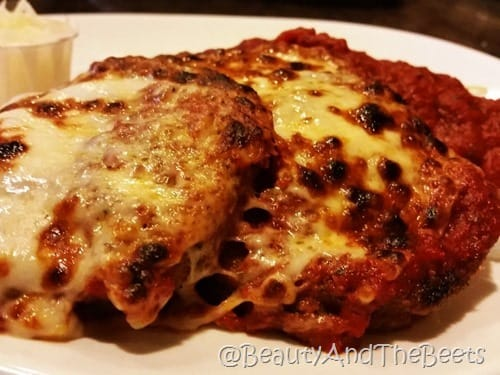Eggplant Parmesan Berardi's The Hungry Sprout