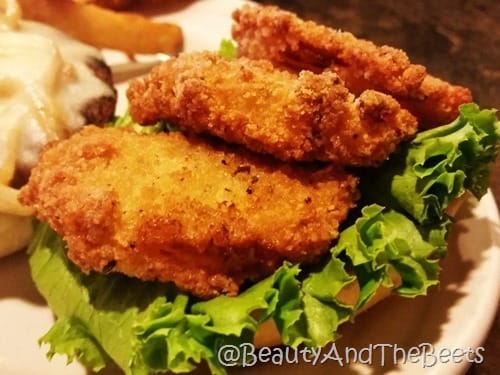 Fried Green Tomatoes Berardi's The Hungry Sprout