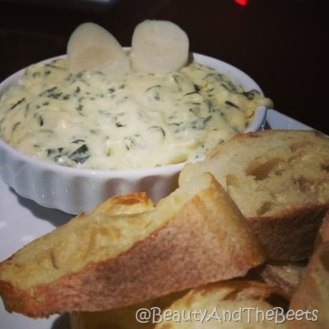 Spinach and Hearts of Palm Fogo De Chao