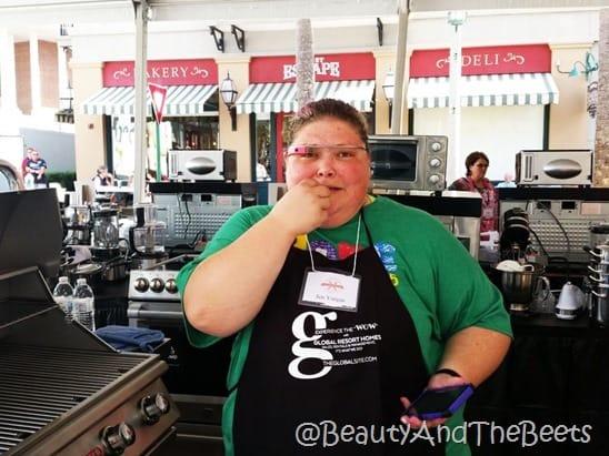 Jen Vargas World Food Championships
