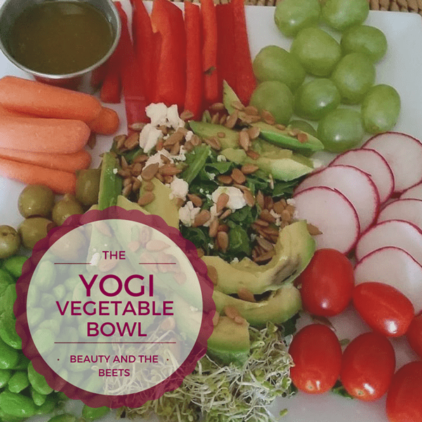 Yogi Vegetable Bowl Beauty and the Beets