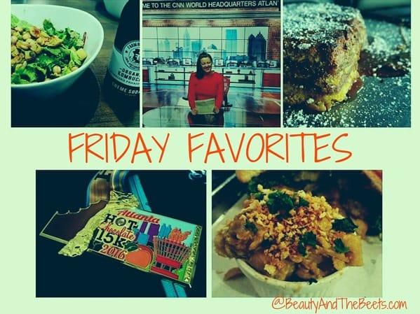 Friday Favorites 1-29-16