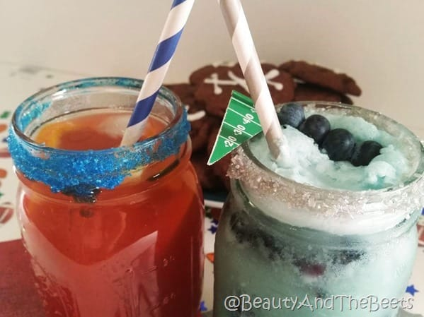 Mocktails Game Day Beauty and the Beets #SundaySupper