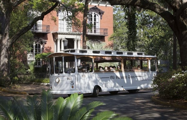 Old Savannah Tours Beauty and the Beets
