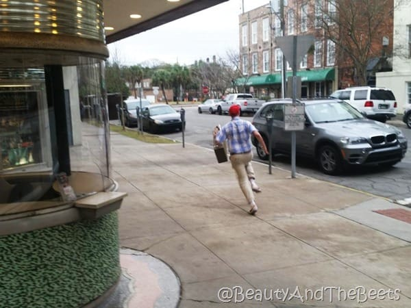 Run Forest Run Old Savannah Tours Beauty and the Beets