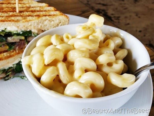 Mac and Cheese Brick and Spoon Beauty and the Beets