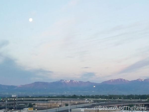 Mountains Salt Lake City #EFC2016 Beauty and the Beets