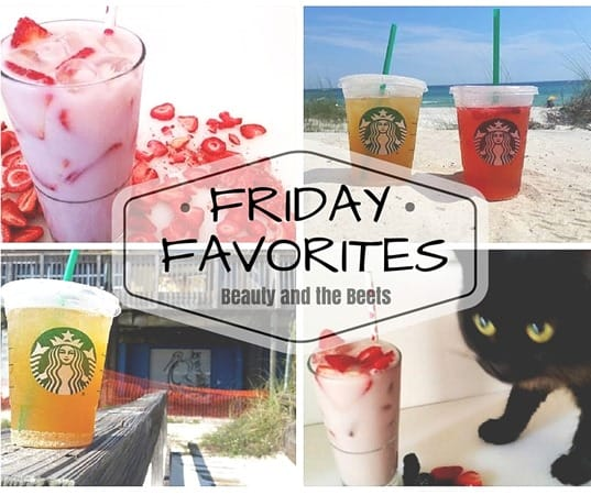 Friday Favorites Beauty and the Beets 6-9