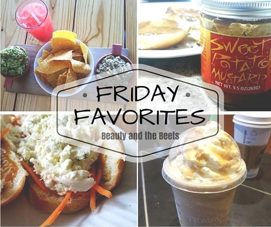 Friday Favorites Beauty and the Beets 7-1