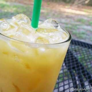 Starbucks Orange Drink Copycat Recipe