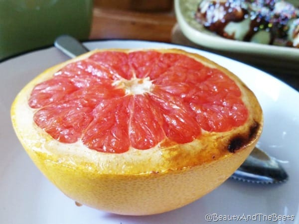 Broiled Grapefruit by Beauty and the Beets