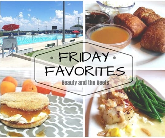 Friday Favorites Beauty and the Beets 7-8