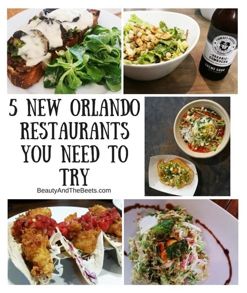 5 New Orlando Restaurants You Need To Try Beauty and the Beets