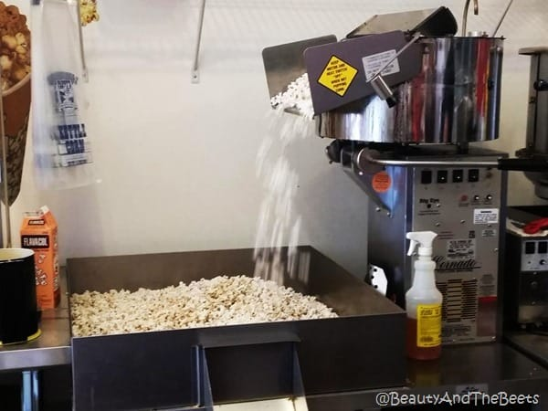 Park Avenue Popcorn Shoppe Sanford Food Tours Beauty and the Beets