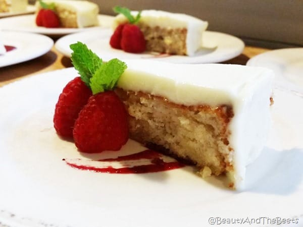 Hummingbird Cake Homecoming Kitchen #ShowYourShine Beauty and the Beets