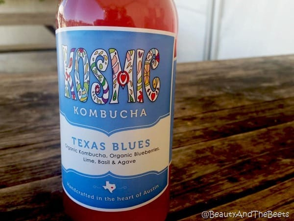 Kosmic Kombucha Texas Blues Beauty and the Beets