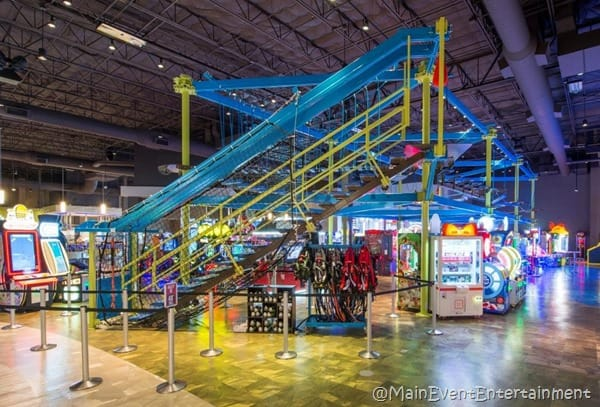 Main Event Entertainment - gravity ropes