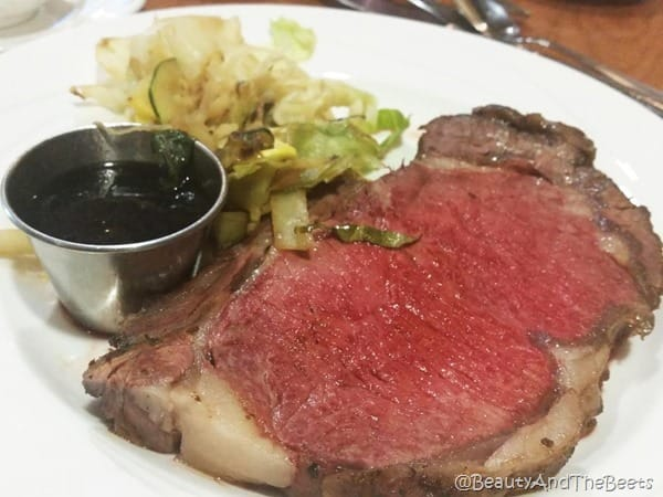 Top Sirloin Steak Dobyn's College of the Ozarks Beauty and the Beets