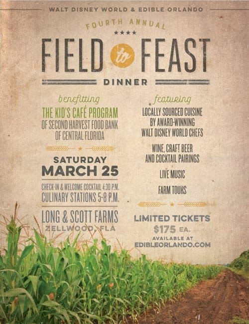 Edible Orlando Field to Feast
