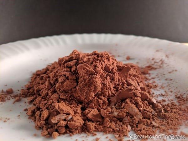 Hot Chocolate powder truffles Beaut yand the Beets