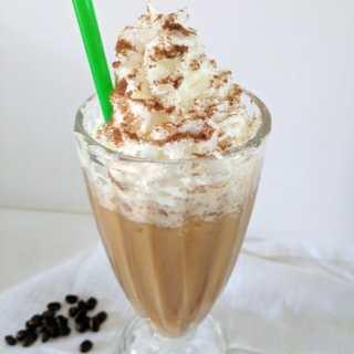 Starbucks Horchata Frappuccino copycat recipe