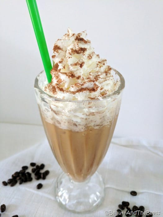 Starbucks Horchata Frappuccino copycat Beauty and the Beets (2)