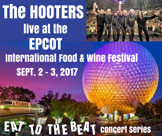 The Hooters Live at Epcot Beauty and the Beets