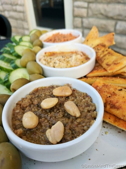 Almond and Olive Tapenade Hotel Kilbourne Sandusky Beauty and the Beets