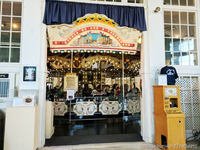 Merry Go Round Museum in Sandusky Beauty and the Beets