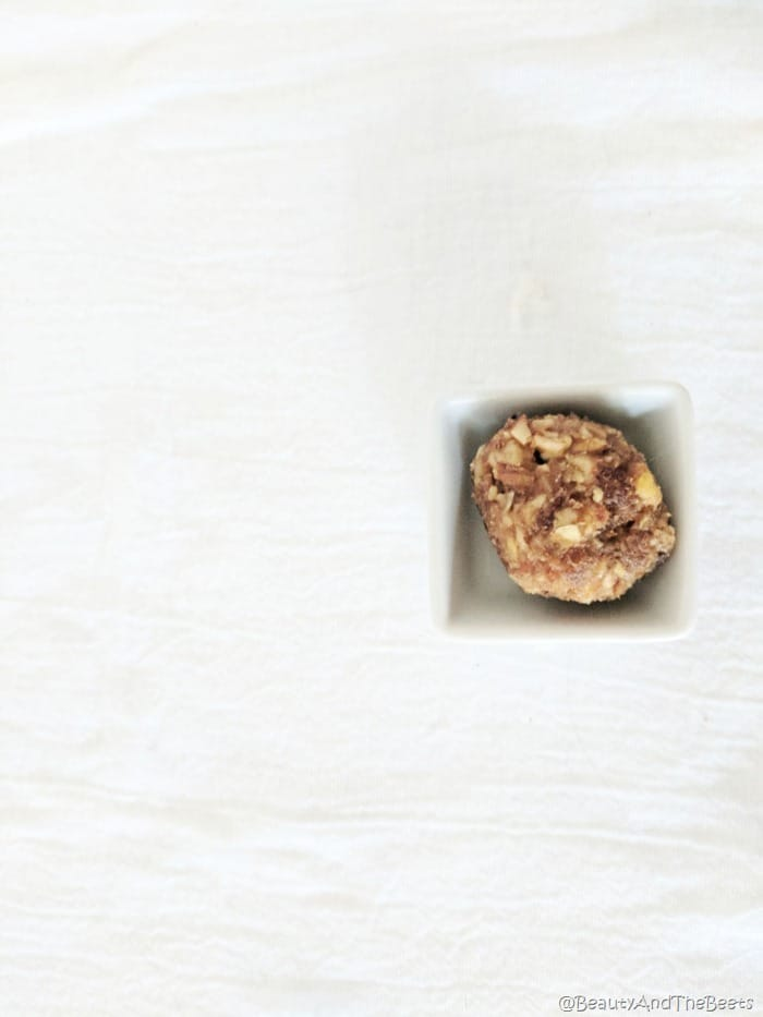 No Bake Date and Nut Cookies Beauty and the Beets (1)