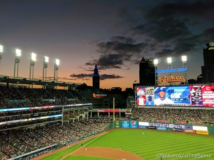 Sunset Progressive Field Beauty and the Beets 4