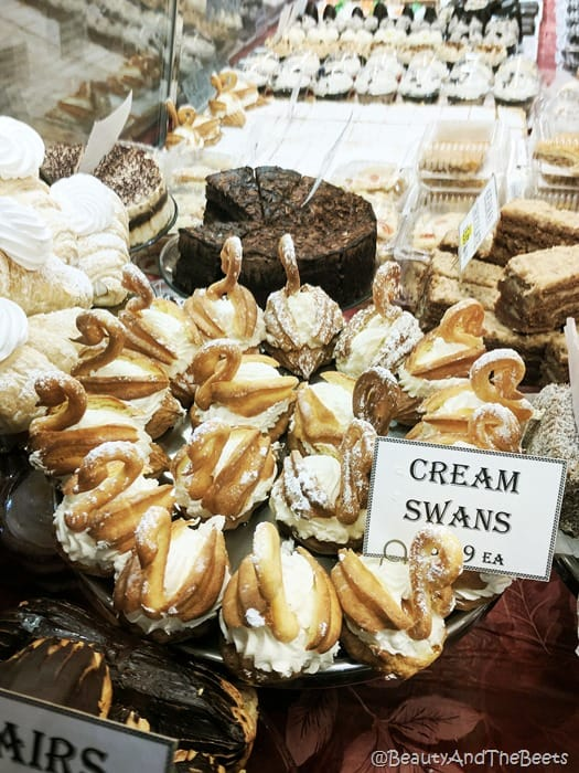 West Side Market Cleveland Cream Swans Beauty and the Beets