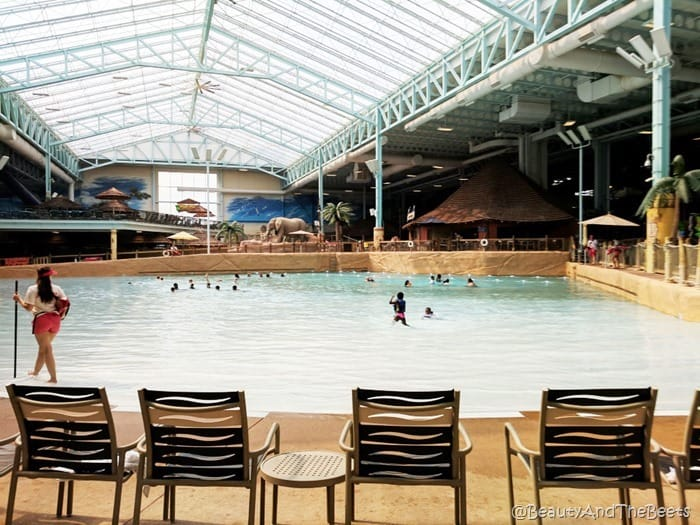 wave pool waterpark Kalahari Resort Sandusky Beauty and the Beets