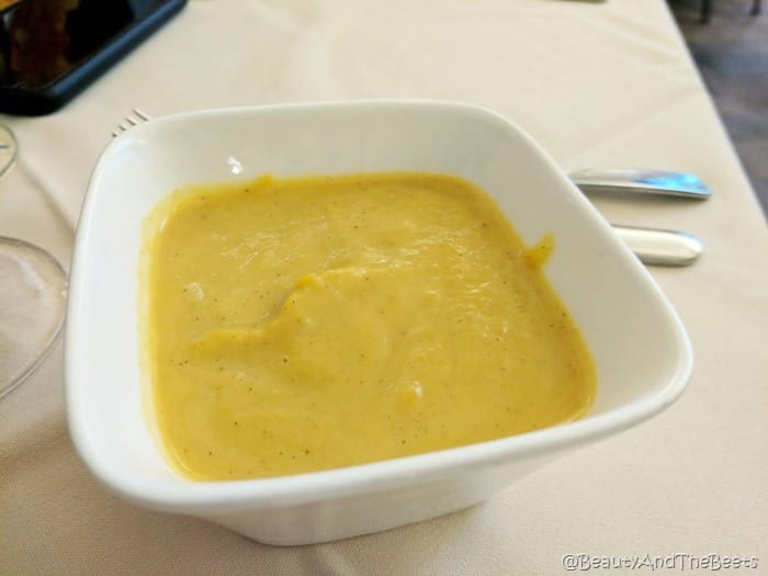 Maple butternut Squash Soup Sea Pines Resort Thanksgiving Beauty and the Beets